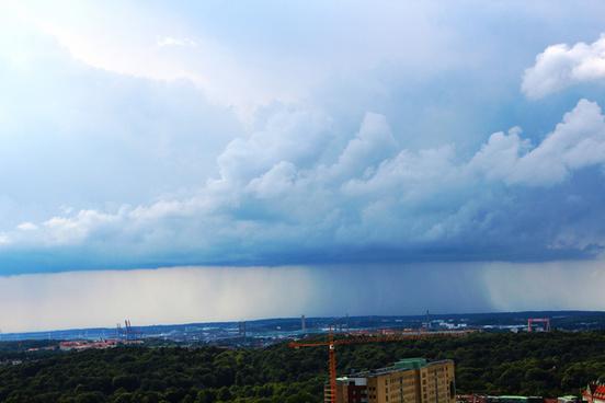 sky of gteoborg