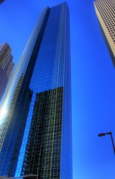 skyscraper in houston texas