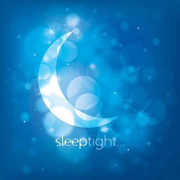 sleep tight vector graphic