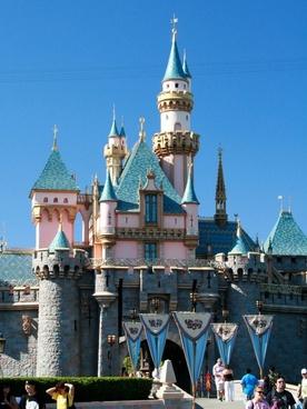 sleeping beauty039s castle