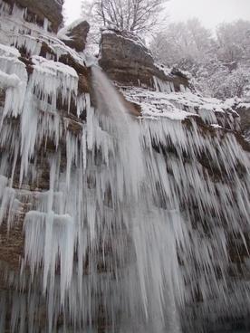 slovenia landscape winter