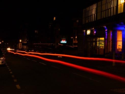 slow night traffic