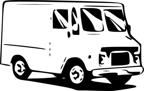 Usp Free vector in Encapsulated PostScript eps ( .eps ...Usps Delivery Truck Clipart