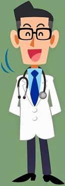 smile doctor illustration