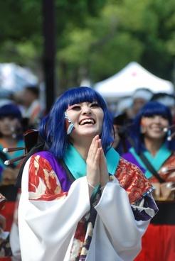 smile japan smiling