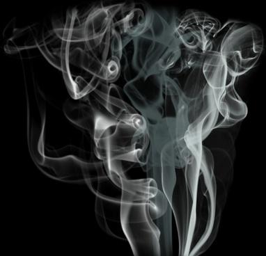 smoke background artwork