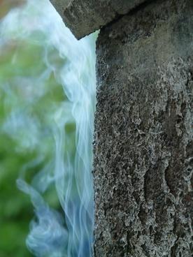 smoke gas leakage