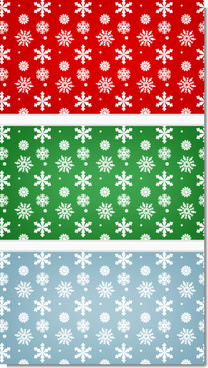 snow flakes free design patterns