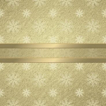 snowflake pattern pattern vector