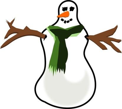 snowman no shadow