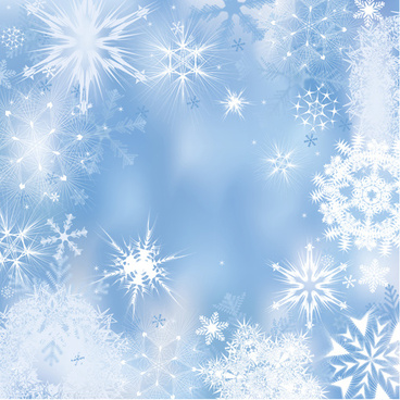 snowy vector backgrounds art 1