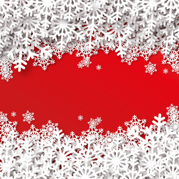 snowy vector backgrounds art 5