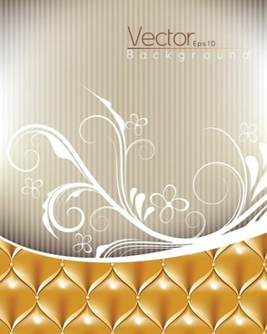 sofa grain pattern background vector
