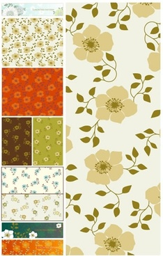 soft background pattern vector