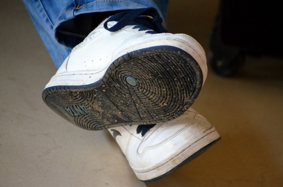 sole of shoe
