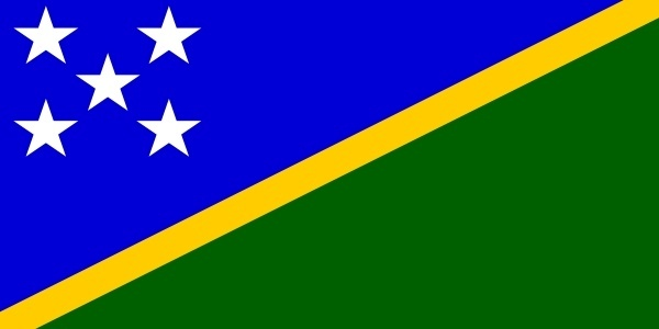Solomon Islands clip art