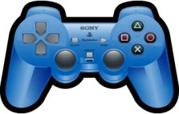 Sony Playstation Blue