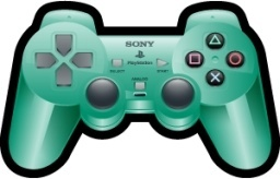 Sony Playstation Green