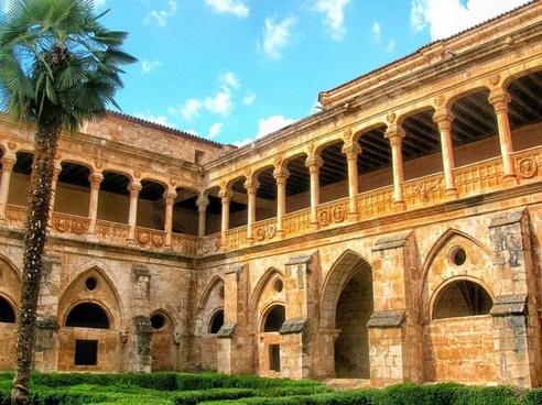 soria spain monastery
