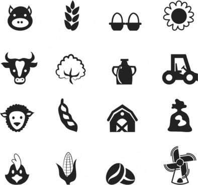 Soulico Agriculture icons