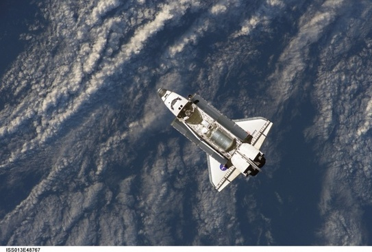 space shuttle start spaceport