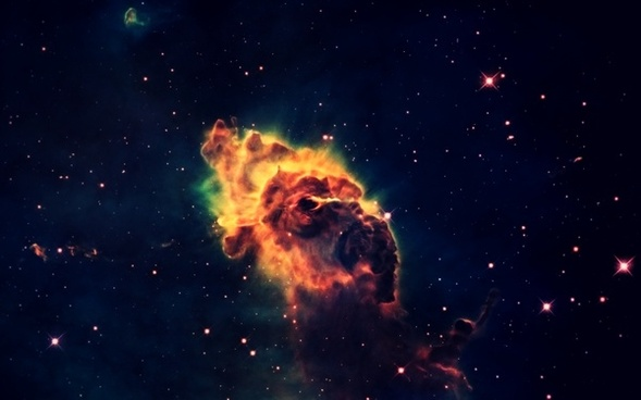 space universe all