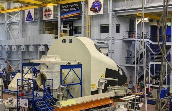 spaceship nose module in houston texas