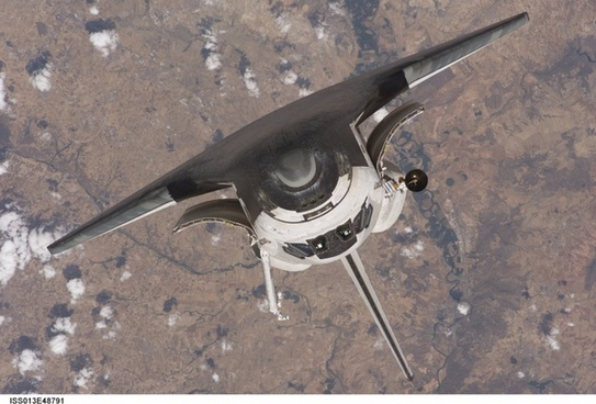 space-shuttle discovery start