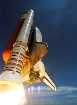 space-shuttle start discovery