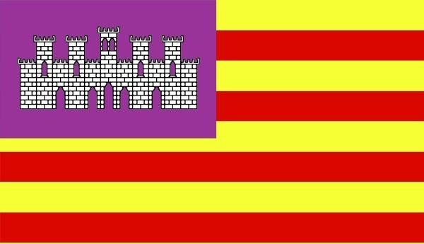 Spain Baleares clip art