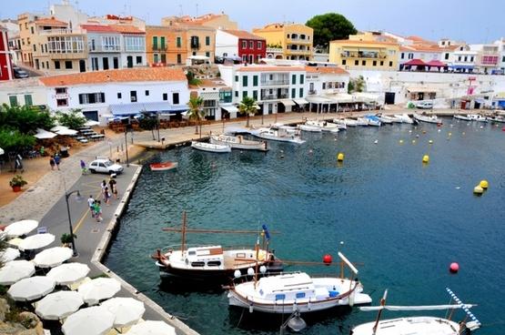 spain balearic islands mediterranean