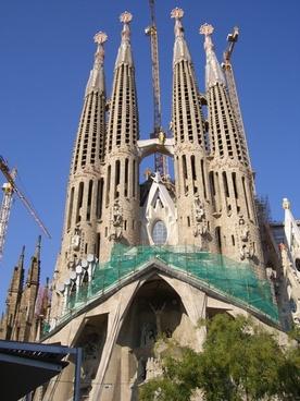 spain catalonia barcelona