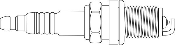 Spark Plug clip art