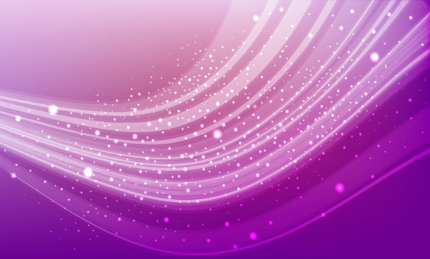 sparkling purple lights background
