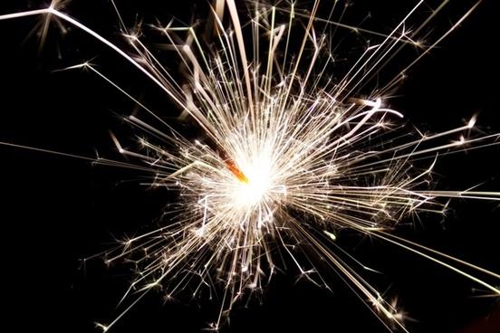sparkling sparkler