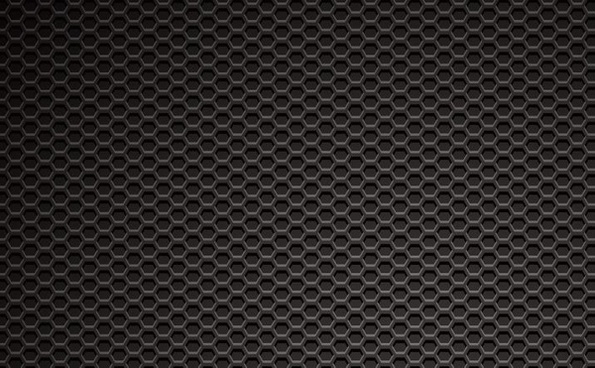 abstract backgound black mesh decoration style seamless design