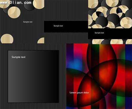 abstract background templates dark colored decor