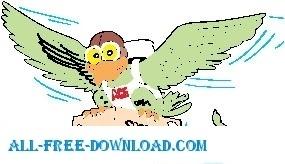 Special Delivery Bird