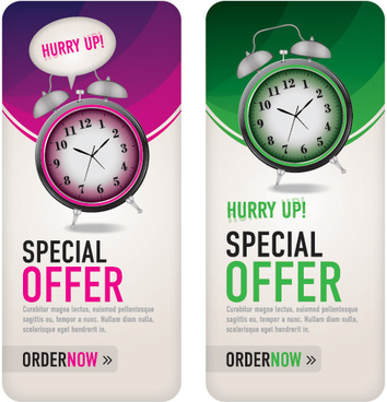special offer vector graphic