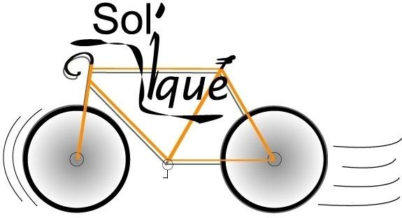 Speeding Bicycle
