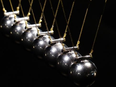 spherical ball joint pendulum balls