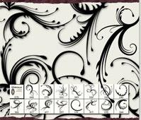 Spiky Swirls