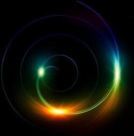 Spiral Circle Brushes