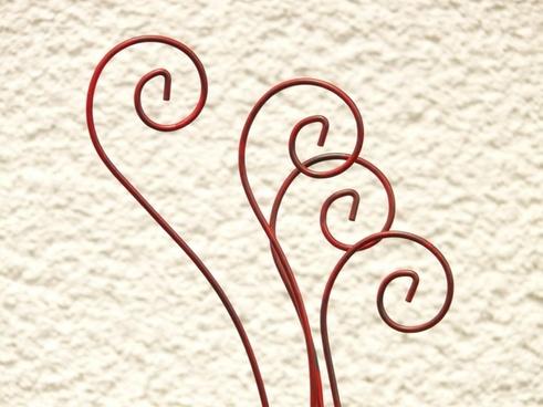 spiral wire metal