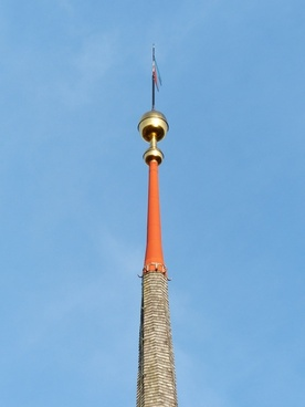 spire church steeple