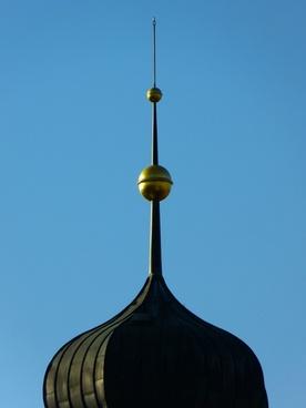 spire great steeple