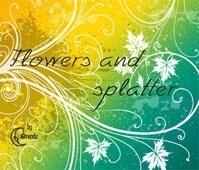 Splatter and Swirls Brushes