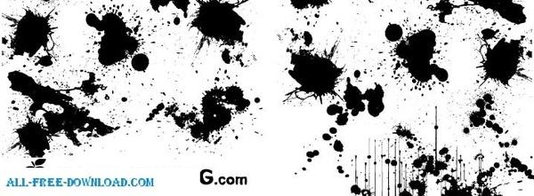 Splatter Vectors