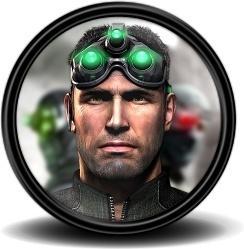Splinter Cell Conviction SamFisher 4