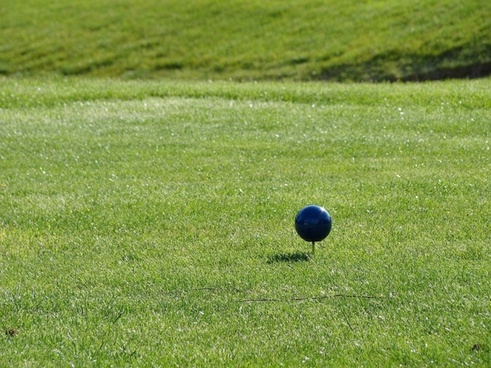 sport golf course